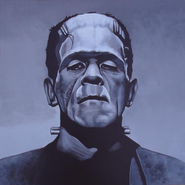 Boris Karloff par PaulMeijering